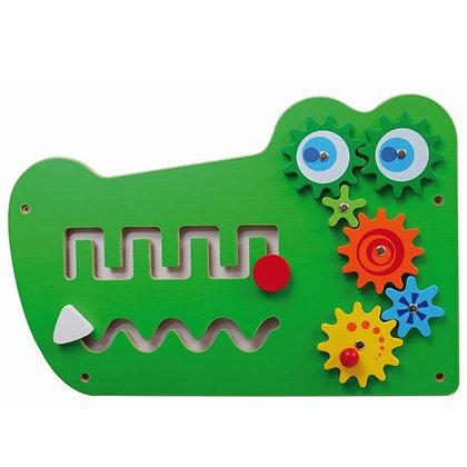 Painel de parede - crocodilo