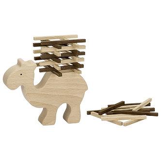Jogo de equilíbrio - Camelo