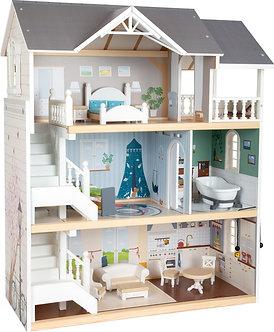 Casa com 3 pisos