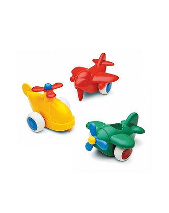 Aviões Chubbies