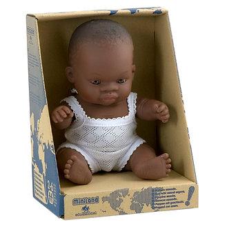 Boneco Africano