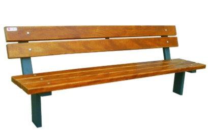 Banco em madeira 3
