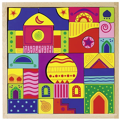Mosaico 1001 noites