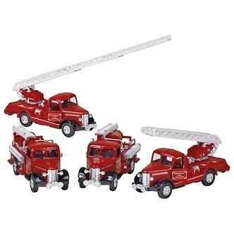 Carros de bombeiros clássicos