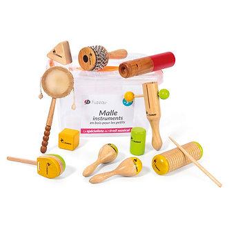 Caixa 10 instrumentos