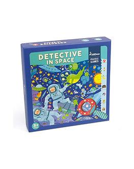 Puzzle Detetive no espaço