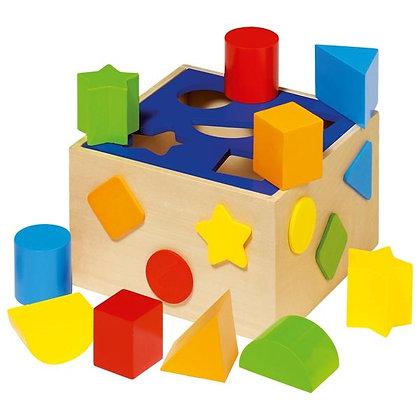 Caixa de formas