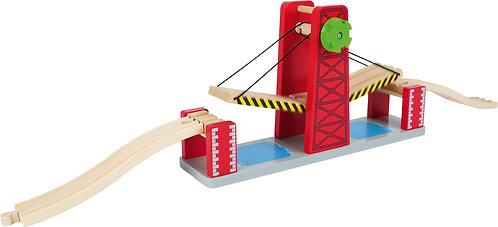 Ponte elevatória 2 lados