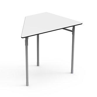 Mesa individual trapezoidal 6