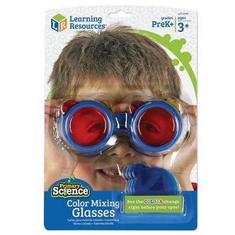 Óculos com Lentes Coloridas