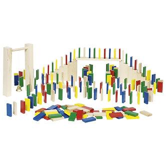 Rally de dominós