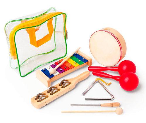 Kit instrumentos de música 3