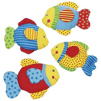 Peixes de pano
