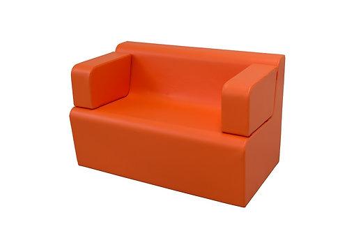 Sofá duplo