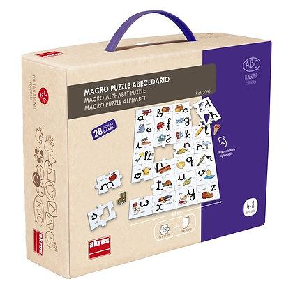 Max puzzle alfabeto