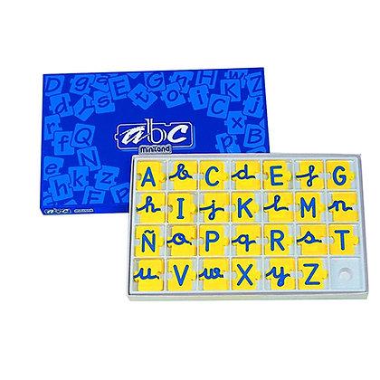 ABC - Maiúsculas/Minúsculas
