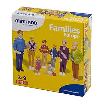 Família Europeia
