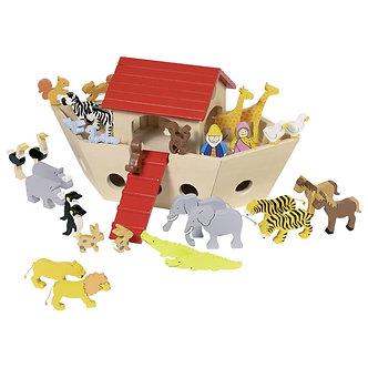 Arca de Noé + animais