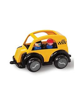Taxi + 2 figuras