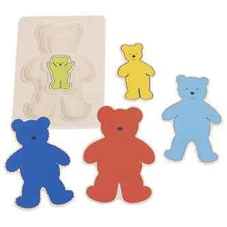Puzzle o Urso