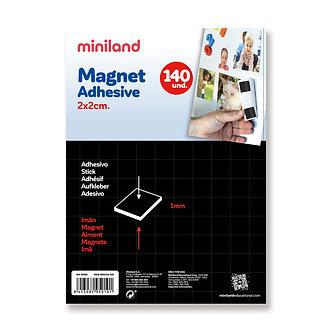 Folha A4 adesivo magnético