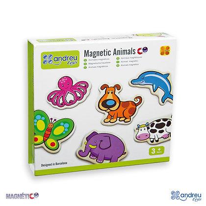 20 animais magnéticos