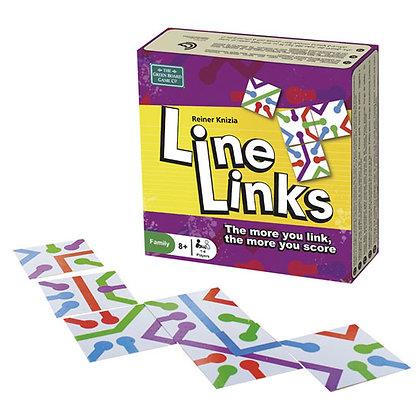 Conectar linhas de cores