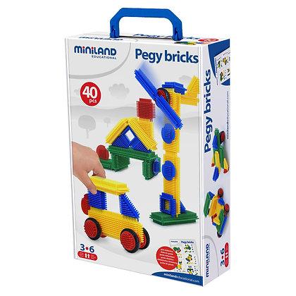 Pegy Bricks 40