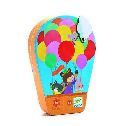 Puzzle Os balões