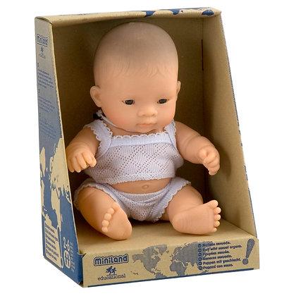 Boneco Asiático