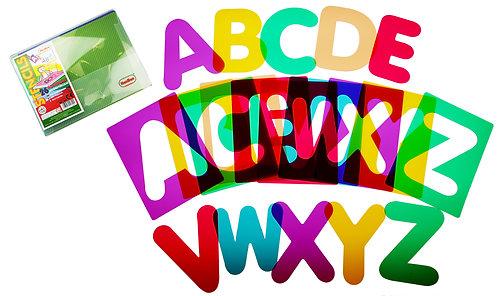 Kit ABC Stencils