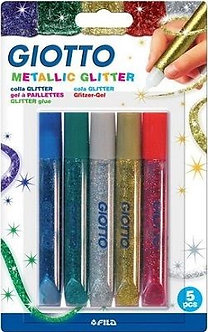Cola Giotto Glitter Metalic