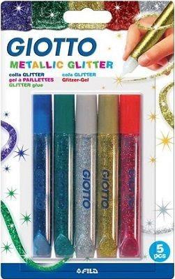 Cola Giotto Glitter Metalic
