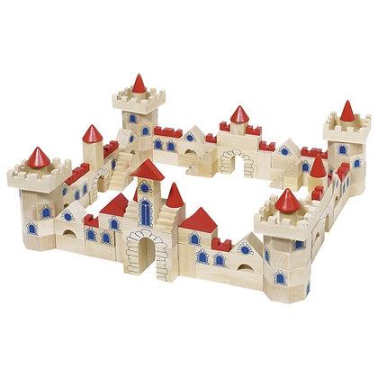 Castelo em madeira