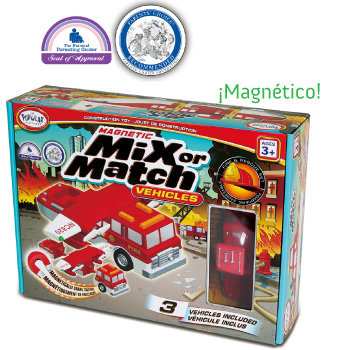 Carro de Bombeiros Mix/Match