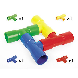 Construção tubular