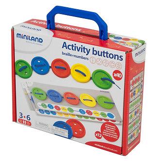Atividade com botões