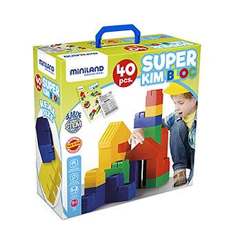 Super Bloc 40 pcs