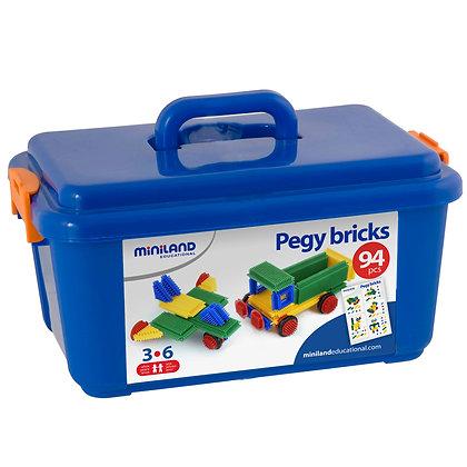 Pegy Bricks