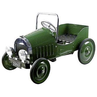 Carro 1939 com pedal