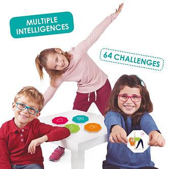 Desafio das inteligências múltiplas