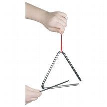 Triângulo metálico