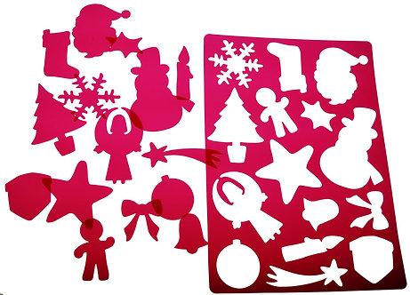 Stencil - Natal