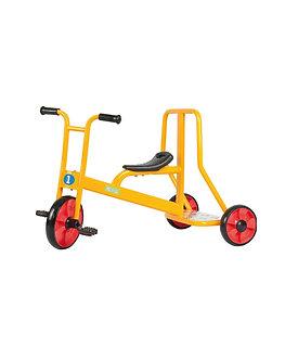 Triciclo carruagem romana