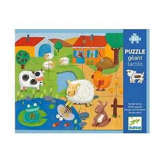 Puzzle tatil gigante - animais da quinta