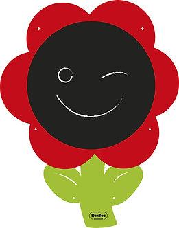 Quadro magnético -Flor gigante