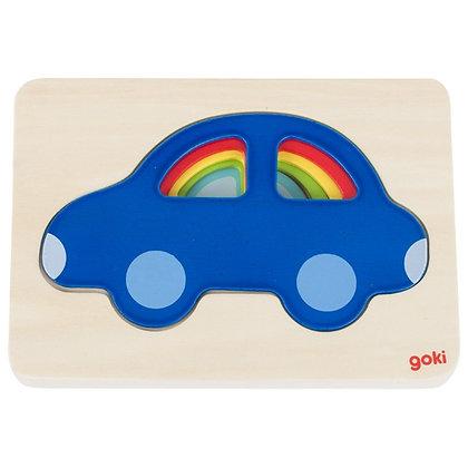 Puzzle carro