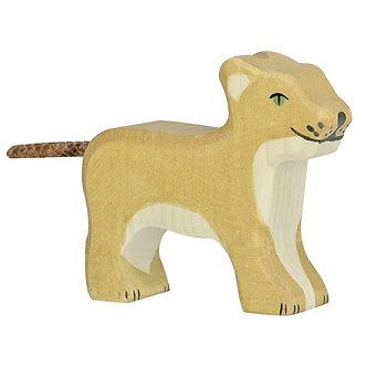 Leão bebé