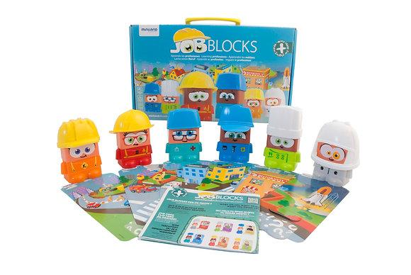 Profissões - Blocks