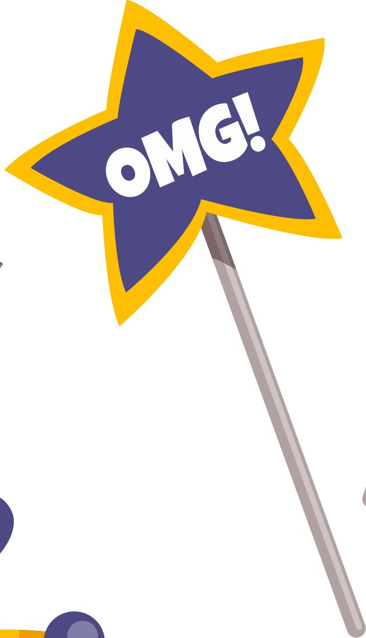OMG Stick